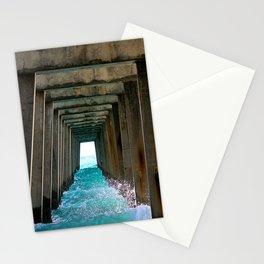 Juno Beach Ocean Pier Stationery Cards