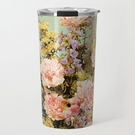 Floral Fashions II Travel Mug