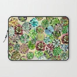 Succulents,Desert vibes Laptop Sleeve