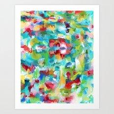 La Primavera Art Print
