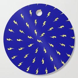 Lightning Bolt Cutting Board