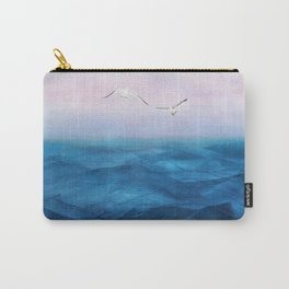 Watercolor Sea 5 Carry-All Pouch