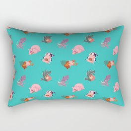 Animals Revenge Rectangular Pillow