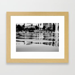 Los Angeles Series #2 Framed Art Print