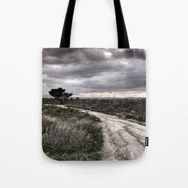 Potrero Creek Overcast Tote Bag