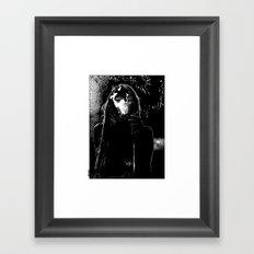 asc 400 - La fumerie (In the dens) Framed Art Print