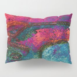 B-Abstract 01 Pillow Sham