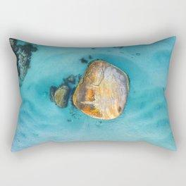 Observer - Greens Pool - Denmark - Western Australia Rectangular Pillow