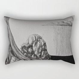 Harmony Sketch 10 Rectangular Pillow