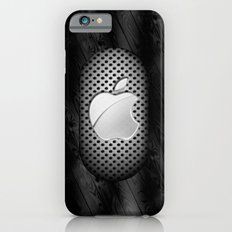 ELEGANCE BLACK PATTERN Slim Case iPhone 6