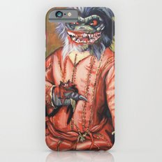 Portrait of a Little Critter iPhone 6s Slim Case