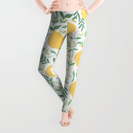 lemons (1) Leggings