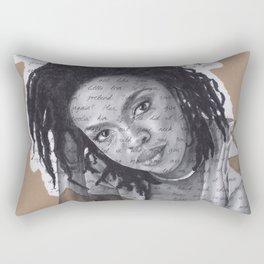 Doo Wop Rectangular Pillow