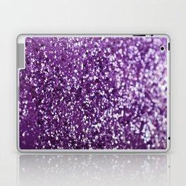 Purple Glitter #1 #decor #art #society6 Laptop & iPad Skin