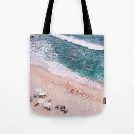 Carefree Summer Tote Bag