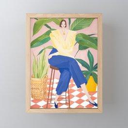 You and Me Framed Mini Art Print