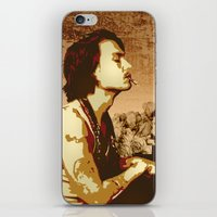 johnny depp iPhone & iPod Skins featuring Johnny Depp by victorygarlic - Niki