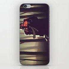 Sin City woods iPhone & iPod Skin