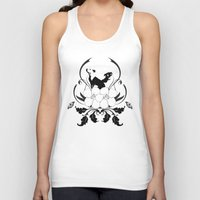 wreck it ralph Tank Tops featuring Ralph by neil parrish