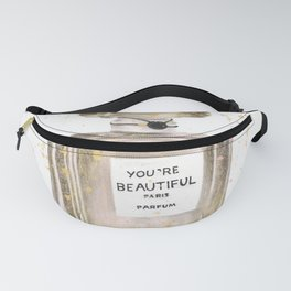 Beautiful Perfume Fanny Pack