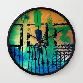 junctions Wall Clock
