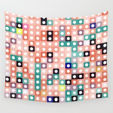 square dance Wall Tapestry