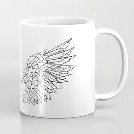 Polygonal wings Coffee Mug