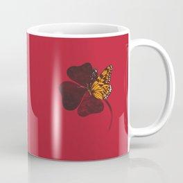 By Chance Red Coffee Mug