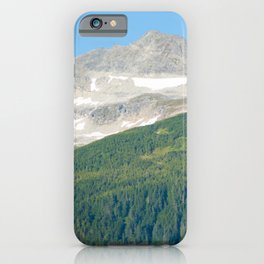 Sky Earth & Wilderness iPhone Case