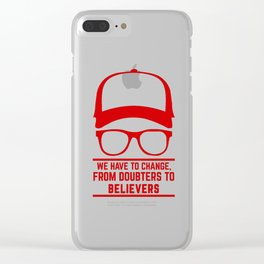 Jurgen Klopp YNWA Liverpool | the normal one|  Liverpool soccer team tshirt (liverpool apparel) Clear iPhone Case