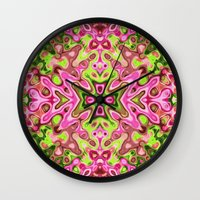 persian Wall Clocks featuring Persian 2 by Glanoramay