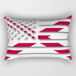 Alabama-America Rectangular Pillow