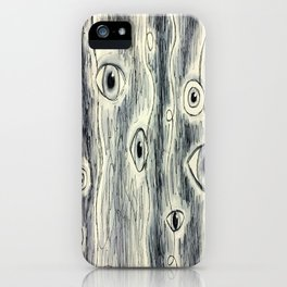 Eye See Everything iPhone Case