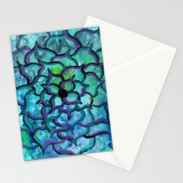 Blooming Soul Stationery Cards