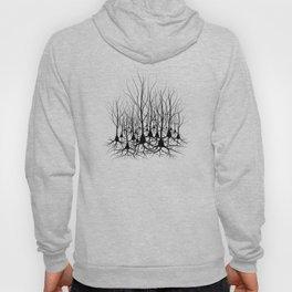 Pyramidal Neuron Forest Hoody