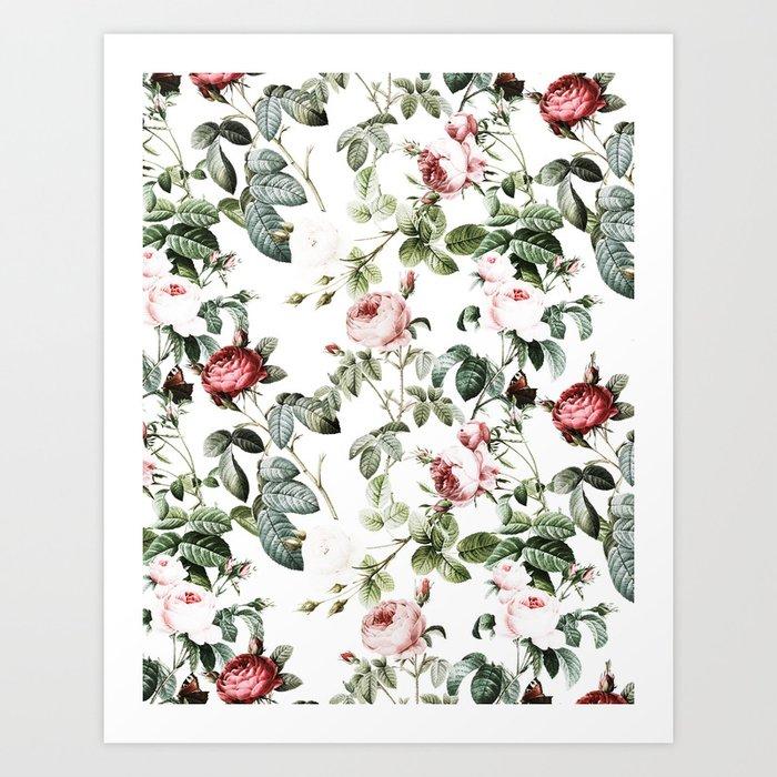 Rose Garden Kunstdrucke