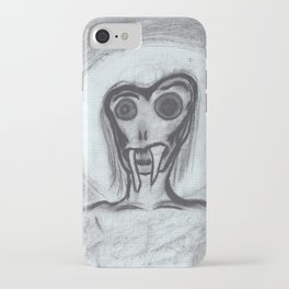 angel of grief iPhone Case