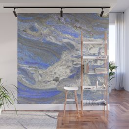 Arabescato-Orobico-Blue-Marble Wall Mural