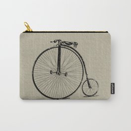 19th Century Bicycle Carry-All Pouch