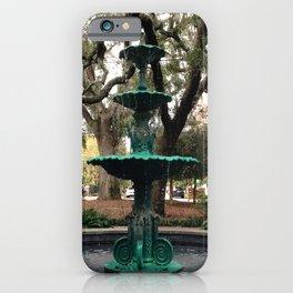 Savannah, Georgia iPhone Case