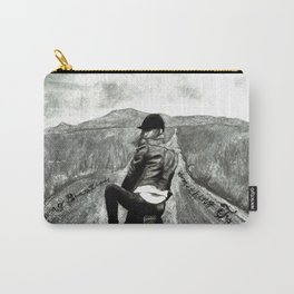 Something Beautiful, Something Free Carry-All Pouch