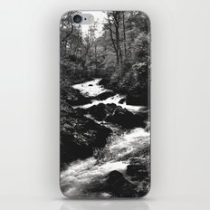 Vintgar Gorge, Bled, Slovenia. iPhone & iPod Skin