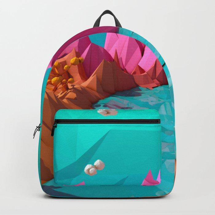 spring deny Backpack