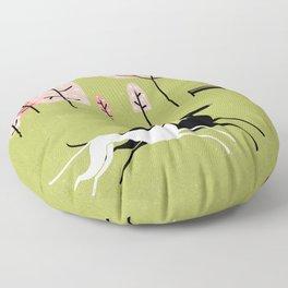 DOG PARK 2 Floor Pillow
