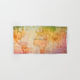 Color your World Hand & Bath Towel