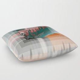 RODRIGUEZ LOPEZ Floor Pillow