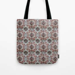 Tiles Collection: Colombia Tote Bag
