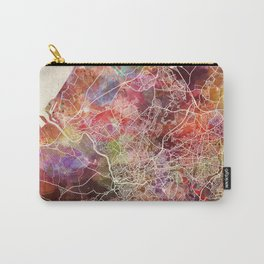 Bristol map Carry-All Pouch