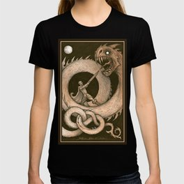 the Dragons Blight and the Warrior Bright T-shirt