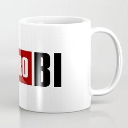 La Casa de Papel - NAIROBI Coffee Mug